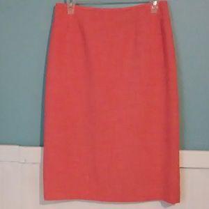 Nwot Kasper Midi Skirt. Size 4